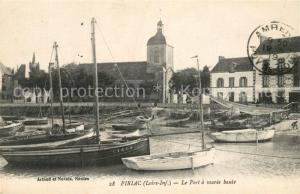 AK / Ansichtskarte Piriac sur Mer Port Maree baute Piriac sur Mer