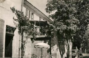 AK / Ansichtskarte La_Garde_Alpes de Haute Provence Hotel Galli La_Garde