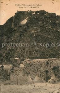 AK / Ansichtskarte Saint Paul sur Ubaye Fort de Tournoux Vallee de l Ubaye Saint Paul sur Ubaye