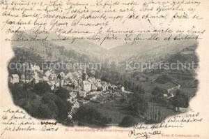 AK / Ansichtskarte Saint Chely d_Aubrac Vue panoramique Saint Chely d Aubrac