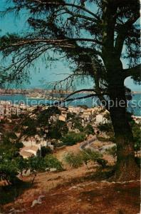 AK / Ansichtskarte Palma_de_Mallorca Vista parcial Palma_de_Mallorca