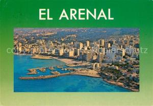 AK / Ansichtskarte El_Arenal_Mallorca Vista aerea El_Arenal_Mallorca