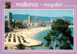 AK / Ansichtskarte Magalluf Panorama Strand Hotels Magalluf