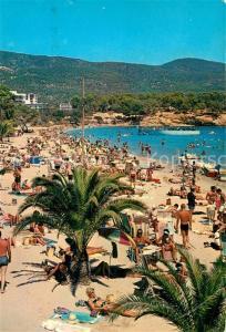 AK / Ansichtskarte Palma_Nova_Mallorca Vista de las playas Palma_Nova_Mallorca