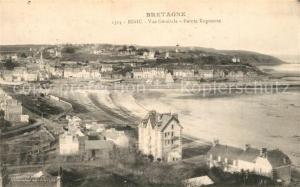 AK / Ansichtskarte Binic_Cotes_d_Armor Panorama Pointe Rognouse Binic_Cotes_d_Armor