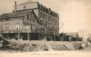 AK / Ansichtskarte Langrune sur Mer Preventorium Pasteur Langrune sur Mer