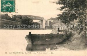 AK / Ansichtskarte Saint Samson sur Rance Bords de la Rance Pont de Lessart Saint Samson sur Rance