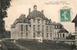 AK / Ansichtskarte Thury Harcourt Chateau  Thury Harcourt