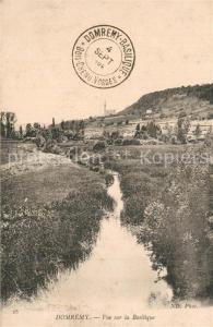 AK / Ansichtskarte Domremy la Pucelle_Vosges Basilique  Domremy la Pucelle_Vosges