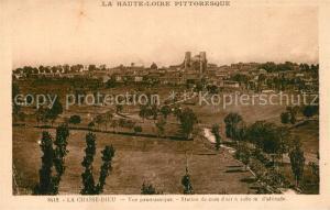 AK / Ansichtskarte La_Chaise Dieu Vue panoramique Station de cure d air La_Chaise Dieu