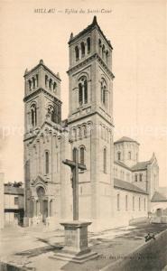 AK / Ansichtskarte Millau_Aveyron Eglise du Sacre Coeur Millau_Aveyron