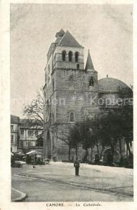 AK / Ansichtskarte Cahors La Cathedrale Cahors