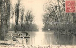 AK / Ansichtskarte Mary sur Marne Conde Ancien Moulin Mary sur Marne