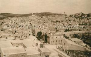 AK / Ansichtskarte Nazareth_Israel Panorama Nazareth Israel