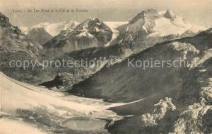AK / Ansichtskarte Col_de_la_Vanoise Lac Rond  Col_de_la_Vanoise