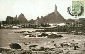AK / Ansichtskarte Jersey_Kanalinsel Corbiere Lighthouse