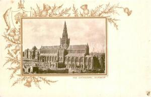 AK / Ansichtskarte Glasgow Cathedral Glasgow