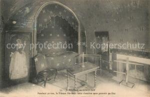 AK / Ansichtskarte Jumilhac en Limousin le Grand Chateau Chambre