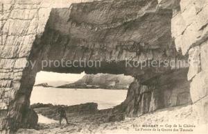 AK / Ansichtskarte Morgat Cap de la Chevre Morgat
