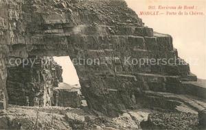 AK / Ansichtskarte Morgat Porte de la Chevre Morgat