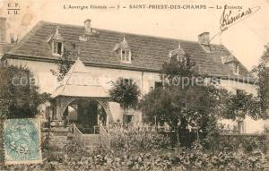 AK / Ansichtskarte Saint Priest des Champs La Croisette Saint Priest des Champs