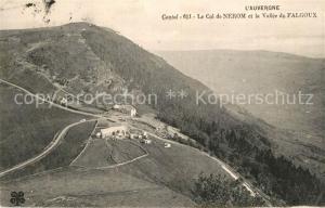 AK / Ansichtskarte Cantal_Montagne Col de Nerom Vallee du Falgoux