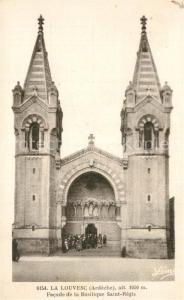 AK / Ansichtskarte La_Louvesc Basilique Saint Regis La_Louvesc
