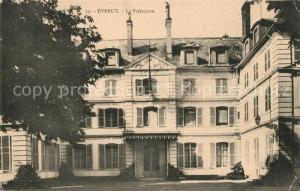 AK / Ansichtskarte Evreux Prefecture  Evreux