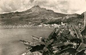 AK / Ansichtskarte Martinique Montagne Pelee Martinique