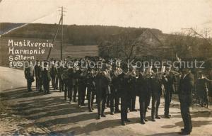 AK / Ansichtskarte Nohfelden Musikverein Harmonie Soettern 1925 Nohfelden