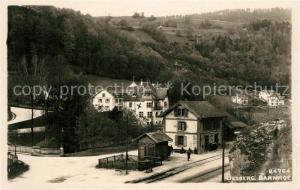 AK / Ansichtskarte Liesberg Bahnhof Liesberg