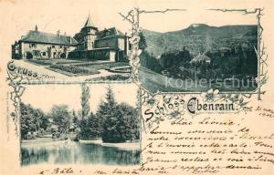 AK / Ansichtskarte Sissach Schloss Ebenrain  Sissach
