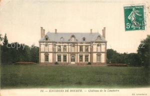 AK / Ansichtskarte Bourth Chateau de la Linotiere  Bourth