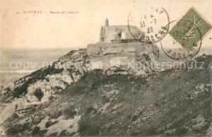 AK / Ansichtskarte Saint Peray Ruines de Crussol Saint Peray