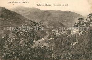 AK / Ansichtskarte Vals les Bains  Vals les Bains