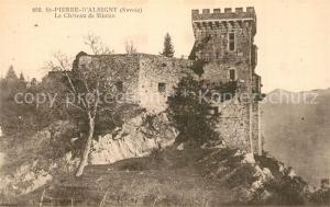 AK / Ansichtskarte Saint Pierre d_Albigny Chateau de Miolan Saint Pierre d Albigny