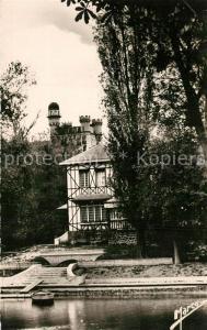 AK / Ansichtskarte Le_Perreux sur Marne Chateau des Verrous Villas  Le_Perreux sur Marne
