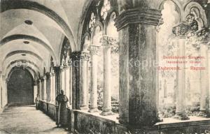 AK / Ansichtskarte Dubrovnik_Ragusa Ragusa Kloster Dubrovnik Ragusa