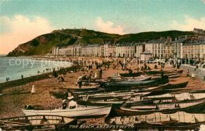 AK / Ansichtskarte Aberystwyth_Bronglais Beach
