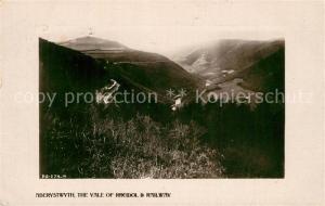 AK / Ansichtskarte Aberystwyth_Bronglais Vale of Rheidol Railway