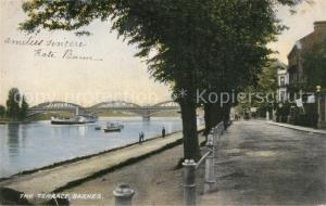 AK / Ansichtskarte Barnes_Richmond_upon_Thames The Terrace
