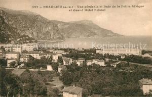 AK / Ansichtskarte Beaulieu_Ardeche Grand Hotel Bristol Beaulieu Ardeche