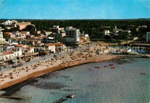 AK / Ansichtskarte El_Arenal_Mallorca Fliegeraufnahme Strand El_Arenal_Mallorca