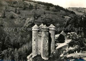 AK / Ansichtskarte Tournemire_Cantal Chateau Tournemire Cantal