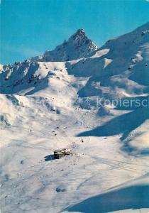 AK / Ansichtskarte Courchevel Vall?e de Saint Bon Courchevel