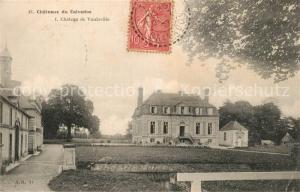 AK / Ansichtskarte Tour en Bessin Chateau de Vaulaville Tour en Bessin