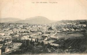 AK / Ansichtskarte Aix les Bains Vue generale Aix les Bains