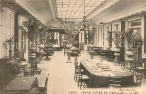 AK / Ansichtskarte Paris Grand Hotel du Pavillon Le Hall Paris