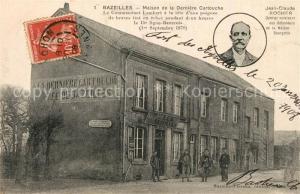 AK / Ansichtskarte Bazeilles Maison de la Derniere Cartouche Bazeilles