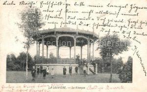 AK / Ansichtskarte La_Louviere_Hainaut Le Kiosque La_Louviere_Hainaut